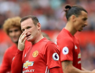 WATCH: Wayne Rooney's individual highlights against Watford show up his obvious shortcomings