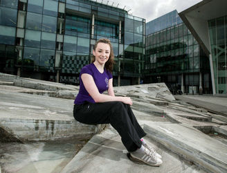 """I've just had to learn to do things differently"" - Paralympian Ellen Keane on life as a swimmer"