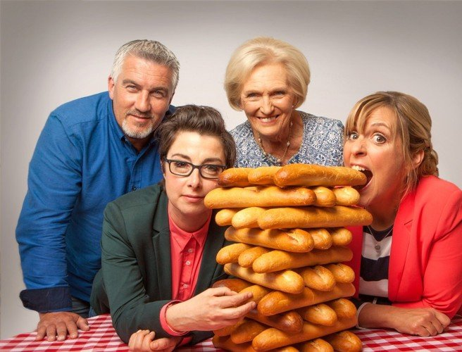 Did a secret legal dispute sour relations between 'The Great British Bake Off' and the BBC?