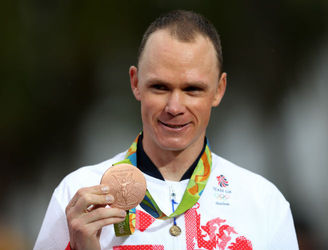 Team GB cyclist Chris Froome defends the use of TUEs amid medical record leaks