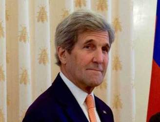 John Kerry 'convinced' Hillary Clinton is up to the job of US president