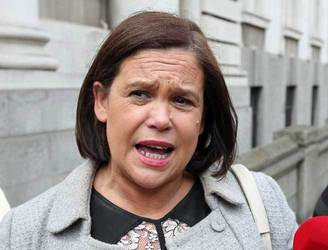 "Mary Lou McDonald: Templemore is ""a case study in the shambolic"""