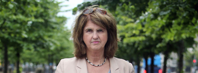 Joan Burton gives evidence in trial of 17-year-old over Jobstown water protest