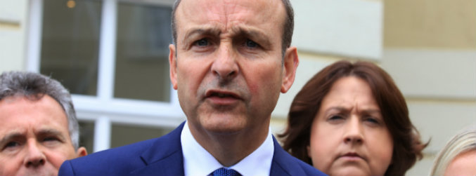 Fianna Fáil says it will not support Sinn Féin motion to scrap water charges