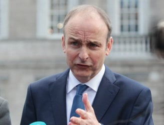 Fianna Fáil see a drop in support in latest poll