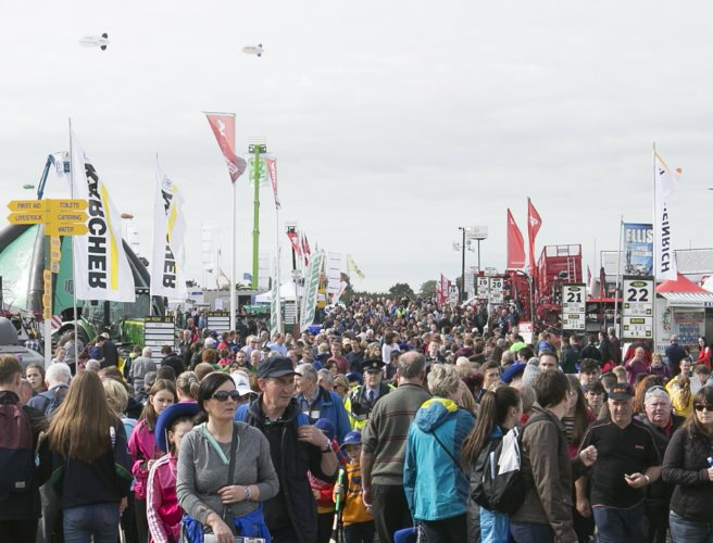 Retailers dominating the Ploughing Championships is a slap in the face for Irish farmers