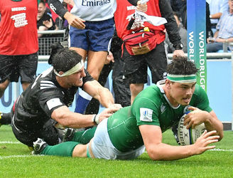 Ireland drawn once more against New Zealand in Under-20 World Championships