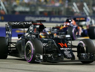 Apple approaches F1 team owner McLaren over possible buyout - report