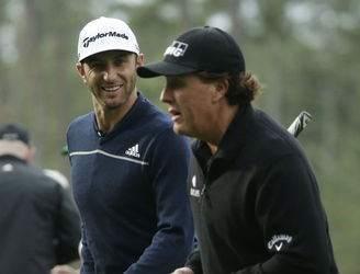 Dustin Johnson: I dont want to play with Mickelson at the Ryder Cup