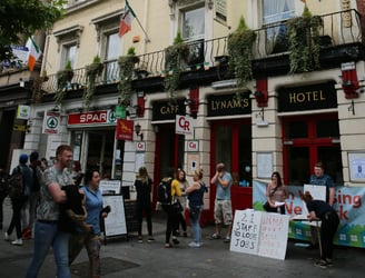 O'Connell Street hotel expected to fetch €4m