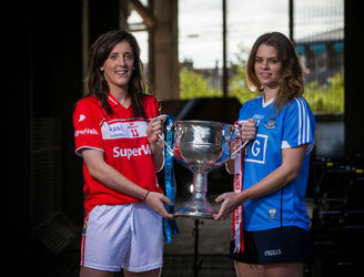 WATCH: Cork and Dublin's captains look ahead to their Ladies football final clash