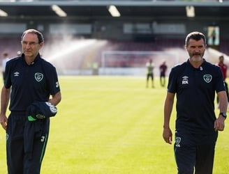 Martin O'Neill and Roy Keane sign new Ireland contracts