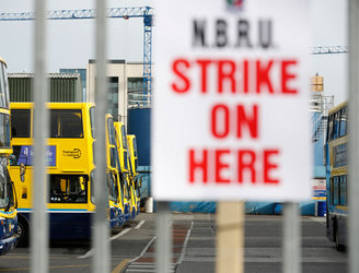 Businesses, commuters hit as Dublin Bus strike enters sixth day