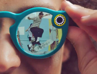 WATCH: Snapchat launches sunglasses with a built-in video camera