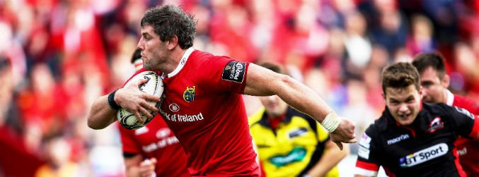 As it happened: Munster 28-14 Edinburgh
