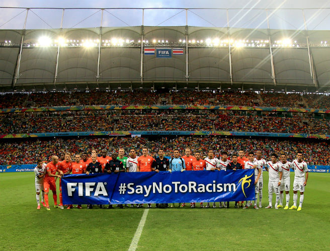 FIFA disbands their Racism Task Force