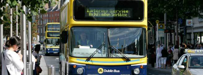 Dublin Bus unions and management to take part in 'intense negotiations'