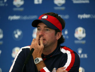 Bubba Watson named as a last-minute Ryder Cup vice-captain
