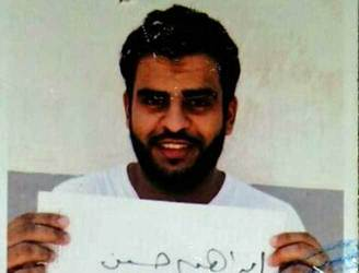 Ibrahim Halawa writes his graduation speech from Egyptian prison