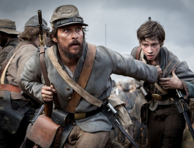 Review: Overlong and dull, 'Free State of Jones' will leave you feeling 12 years enslaved
