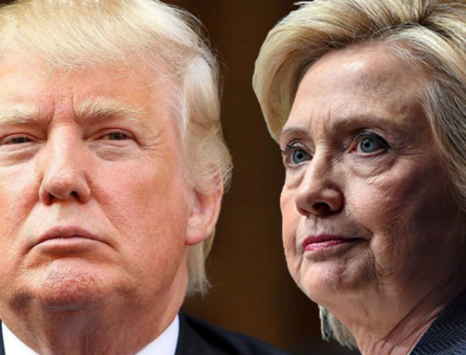 The road to the polls: Election 2016