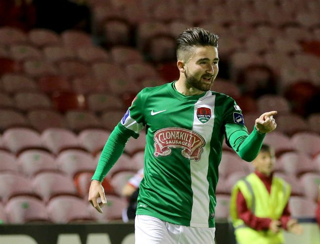 Cork City, Sean Maguire
