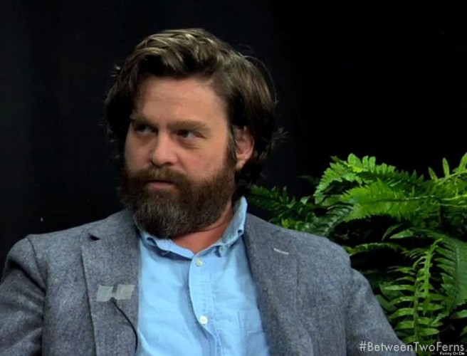 It's a hard no for Zach Galifianakis on whether Trump will appear 'Between Two Ferns'