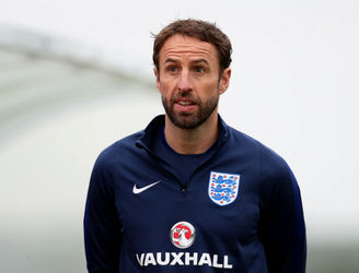 "Gareth Southgate says ""it was important to step forward"" and take the England job"