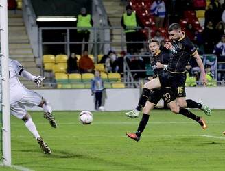 Ciaran Kilduff produces another moment of magic to secure historic victory for Dundalk