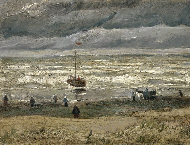 Two Van Gogh paintings stolen 14 years ago recovered by Italian police