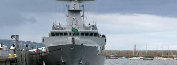 LÉ James Joyce returns to Ireland after Mediterranean rescue operation