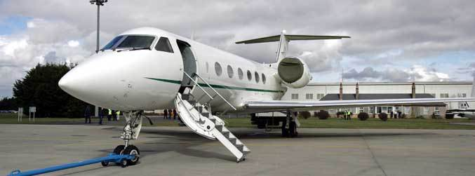 Government jet sold for hundreds of thousands less than its worth, C&AG finds
