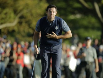 """I bowed to them, said, 'You're welcome for the show'"" - Rory McIlroy silences the American fans"