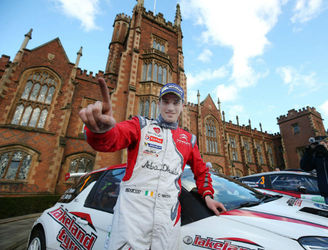 Waterford's Craig Breen signs for one of the WRC's biggest teams
