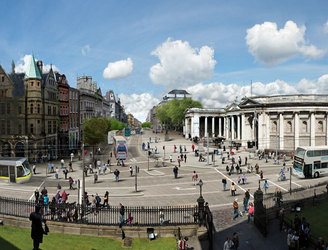 Dublin City Council needs your help on the design of the College Green Plaza