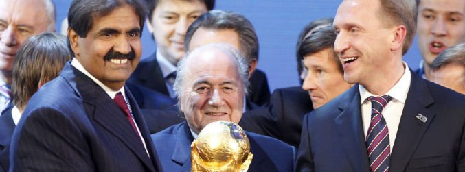 FIFA Vice-President claims Russia and Qatar World Cups are the best things to happen to football