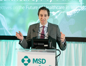 Simon Harris suggests there is too much 'dissing' of Irish health service