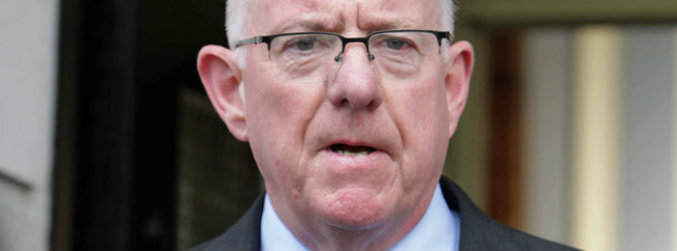 Charlie Flanagan sees 'no reason' to appoint a dedicated Brexit minister