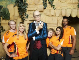 Channel 4 releases first image of rebooted game show 'The Crystal Maze'