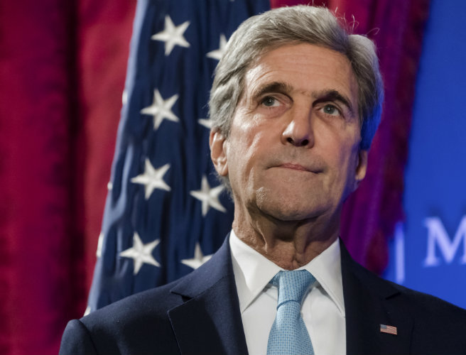 US Secretary of State John Kerry to visit Ireland next weekend