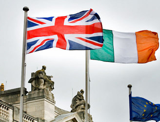 Irish exports to UK fall €300m in first eight months of year