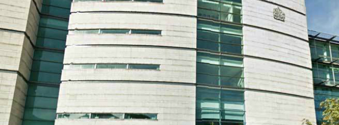 Two men charged following Belfast robbery