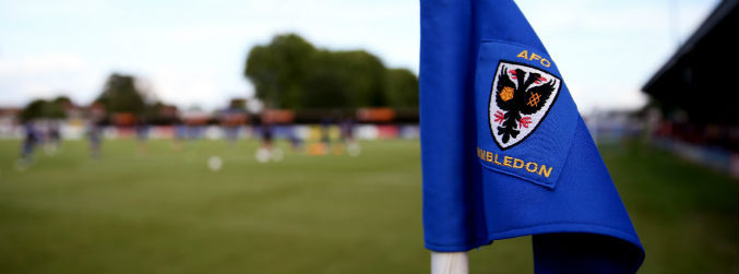 AFC Wimbledon overtake MK Dons for the first time ever in the league standings