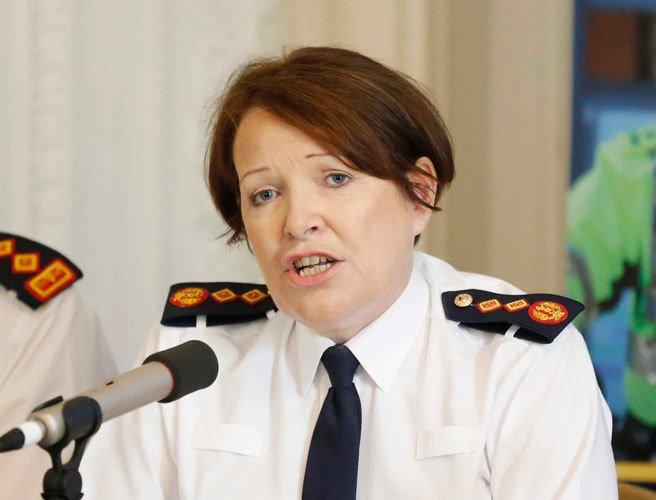 Dáil motion of no confidence in Garda Commissioner defeated