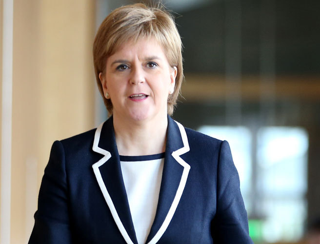 Scotland will have to reapply to NATO if it leaves the UK