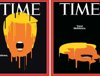 Donald Trump's meltdown returns to Time magazine