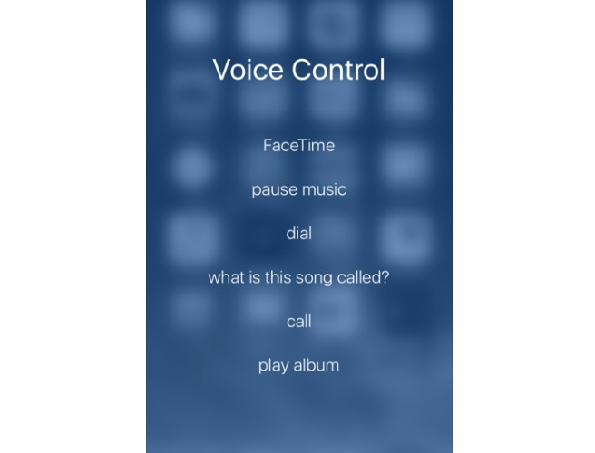 iphone voice control off here s how to turn quot voice quot on ios 10 8397