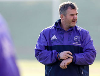 Munster coach Anthony Foley dies, aged 42
