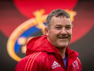 Anthony Foley honoured at Limerick Person of the Year Awards