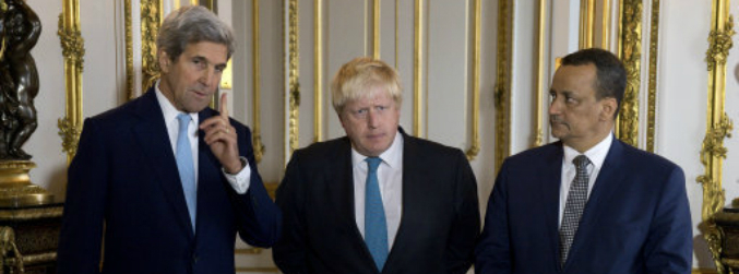 US and Britain call for immediate ceasefire in Yemen